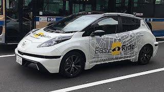 日産・DeNA 「自動運転タクシー」を実験 thumbnail