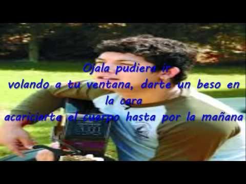 """Claudio Valdes """"El Gitano"""" - Ojala pudiera ir (con letra)"""