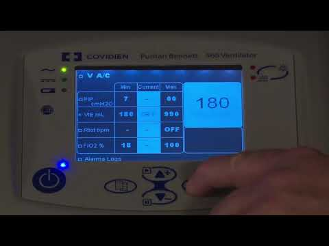 Puritan Bennett 560 Ventilator - Calibration Flow And Oxygen Sensor