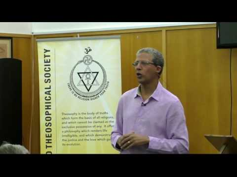 The Solutions to all Problems - Tim Boyd International President of the Theosophical Society