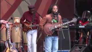 Ziggy Marley Opening the show - Them Belly Full - live in Soweto