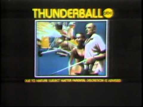 Thunderball trailer