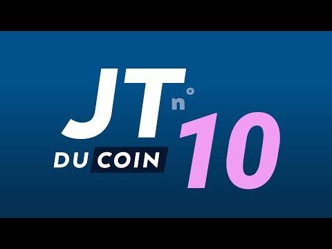 JTduCoin #10 – Bitcoin proche des 10 000... € !