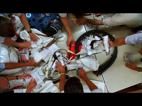 How Duct Tape Saved the Lives of the Apollo 13 Crew