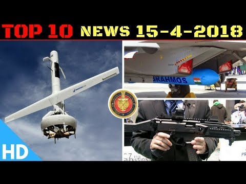 Indian Defence Updates : BrahMos NG Faster, 5 Foreign Rifles Production, DRDO Nag in 2019, V-BAT UAV