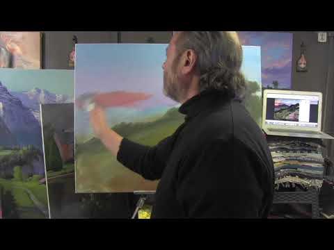 Видеоурок художников