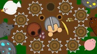 Эволюция Воина! Doomed2.io Новая io Игра