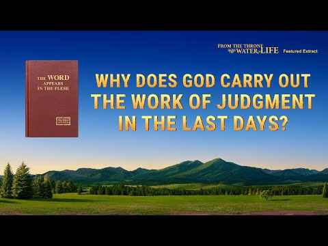 Gospel Movie clip (4) - Why Does God Carry Out the Work of Judgment in the Last Days?