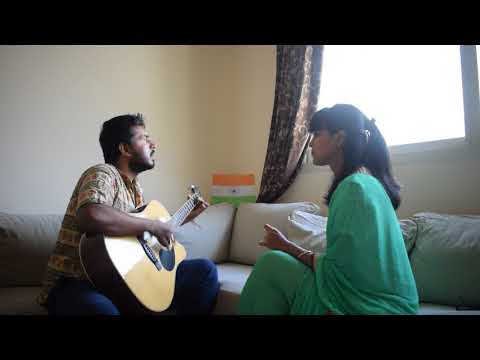 I Love My India Guitar Cover | Pardes