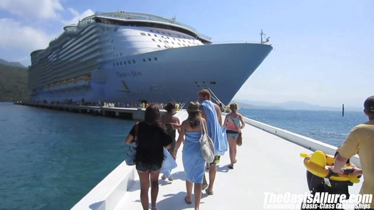 Labadee Haiti Oasis Of The Seas You Labadi Beach Hotel