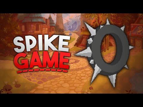 ANIMAL JAM SPIKE GAME!