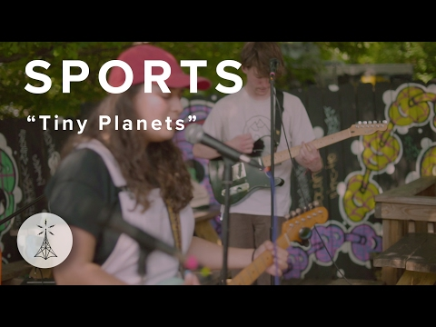 "102. SPORTS - ""Tiny Planets"" — Public Radio /\ Sessions"