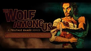 Fresh Wounds - The Wolf Among Us #11