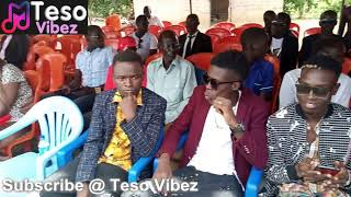 Teso artistes  grace Naffz Cee's marriage Ceremony