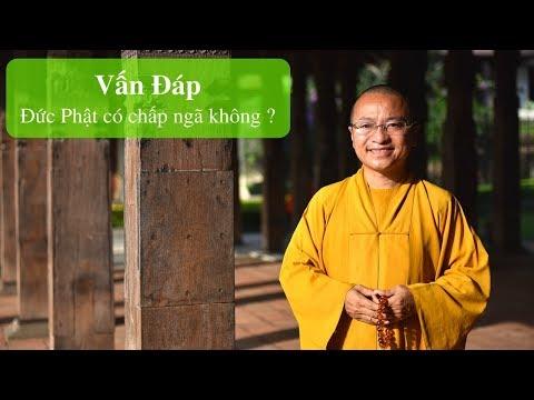 Vấn đáp: Đức Phật Có Chấp Ngã Không ? | Thích Nhật Từ