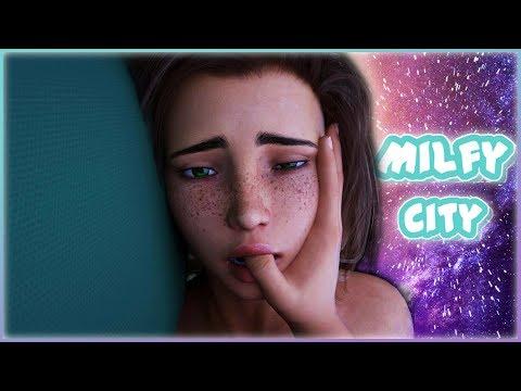Milfy City[Latest Version]☚#17☛Романтическая ночь с Сарой ;)