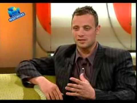 Oscar Pistorius gesels oor sy nuwe outobiografie