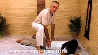 Repeat youtube video Massage Modalities - Thai Massage