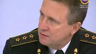 Адмірал Кабаненко Ми повинні бути готовими до