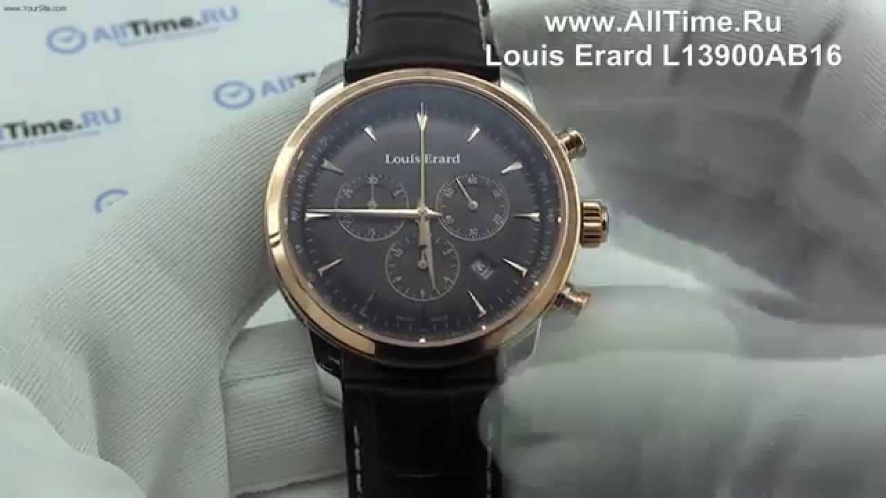Часы Louis Erard L13900AB16M Часы Momentum 1M-SP58LS2B
