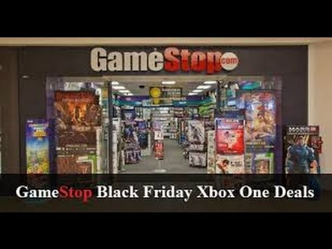 Gamestop Black Friday Xbox One Shopping Road Trip Vlog