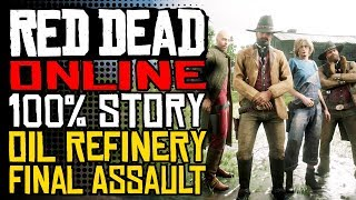 RDR2 Online Getting 100% Story Completion - Cool Extra Mission With Money Reward