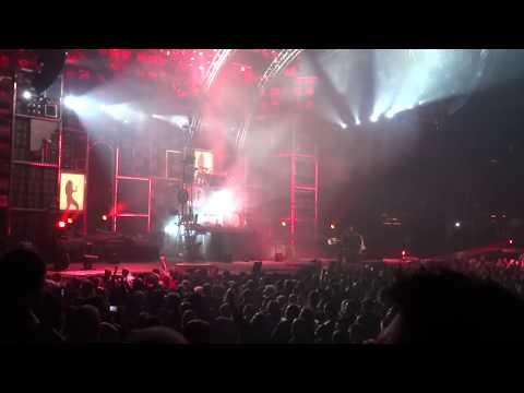 Mötley Crüe - Live in St. Paul MN - Xcel Energy Center 2014 (HD)
