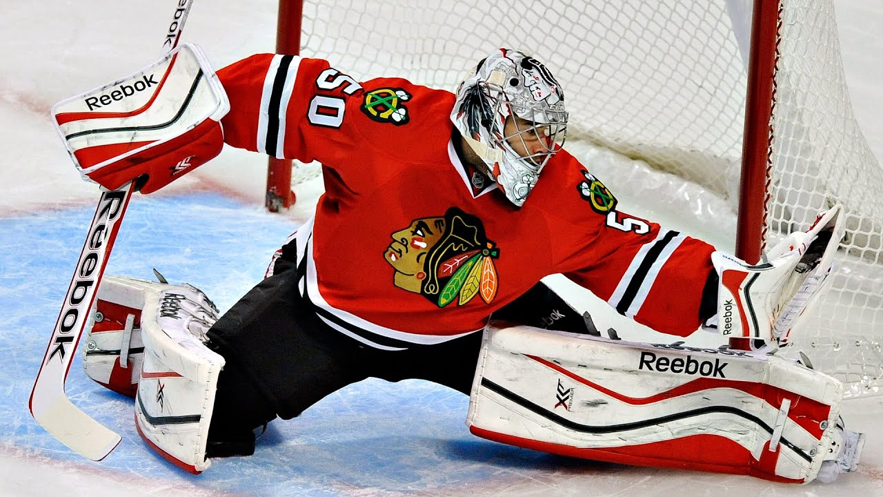 Fall In Chicago Wallpaper Corey Crawford Light Em Up Youtube