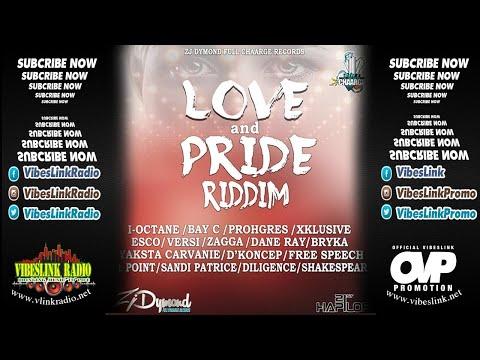 Zagga - 9 To 5 - Love And Pride Riddim [Official Audio] 2017