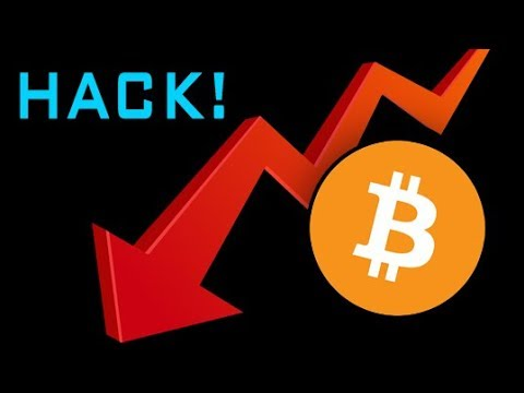 Crypto HACK Bitcoin SMACKED!