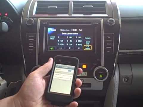 how to connect my iphone to my car how to connect your iphone to toyota s display audio 20775
