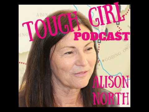 Tough Girl - Alison North - Started running in her sixties a