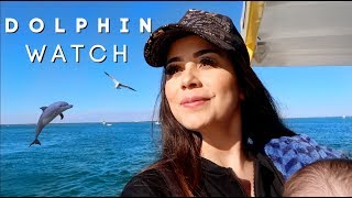 Destin, FL Family Vacation 2020   Boat Ride & Dolphin Watch   Part 2