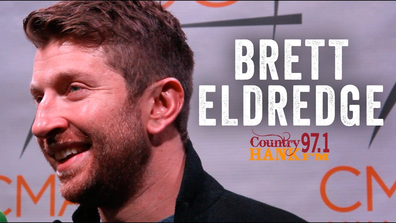 Brett eldredge is getting married at the cmas youtube brett eldredge is getting married at the cmas m4hsunfo