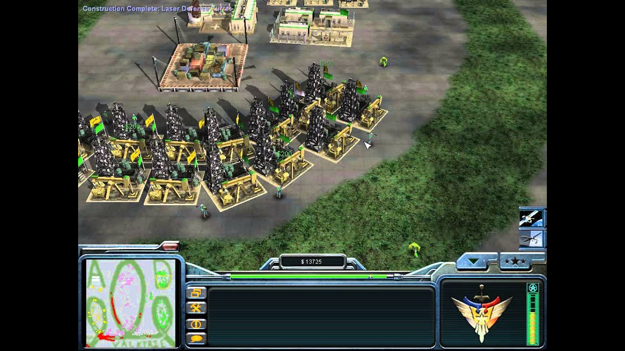 Generals Zero Hour AOD (Command and Conquer) - YouTube