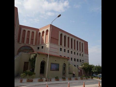 Building of ALHUDA International Walfare Foundation Islamabad (Internal  View)