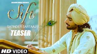 Satinder Sartaaj: SIFT (Song Teaser) | Releasing In December | T-Series Apnapunjab