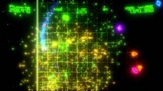 Geometry Wars: Retro Evolved 2: Deadline Gameplay