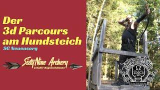 3d Parcours am Hundsteich   Bogensport   SixtyNine Archery