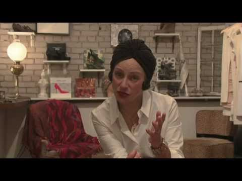 Full Gallop with Sally Wingert as Diana Vreeland