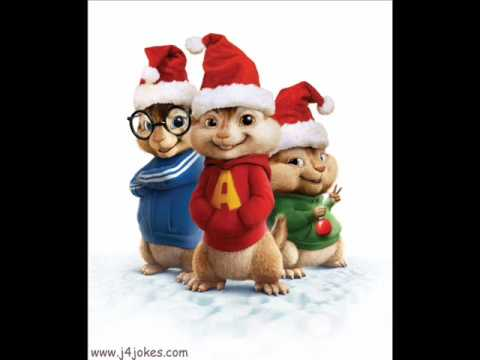 chipmunks sing shreaks vershon of 12 days of christmas