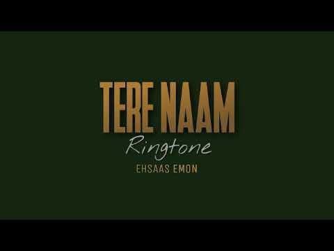 Tere Naam - Zack Knight | RnB (Ringtone) | Ehsaas Emon