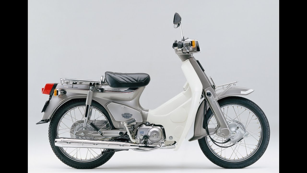 Honda super cub 90 New | Restoration Cambodia - YouTube