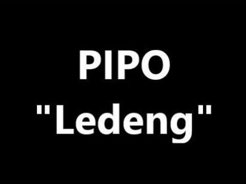 """Download PIPO """"LEDENG"""" RAP JOWO 😂"""