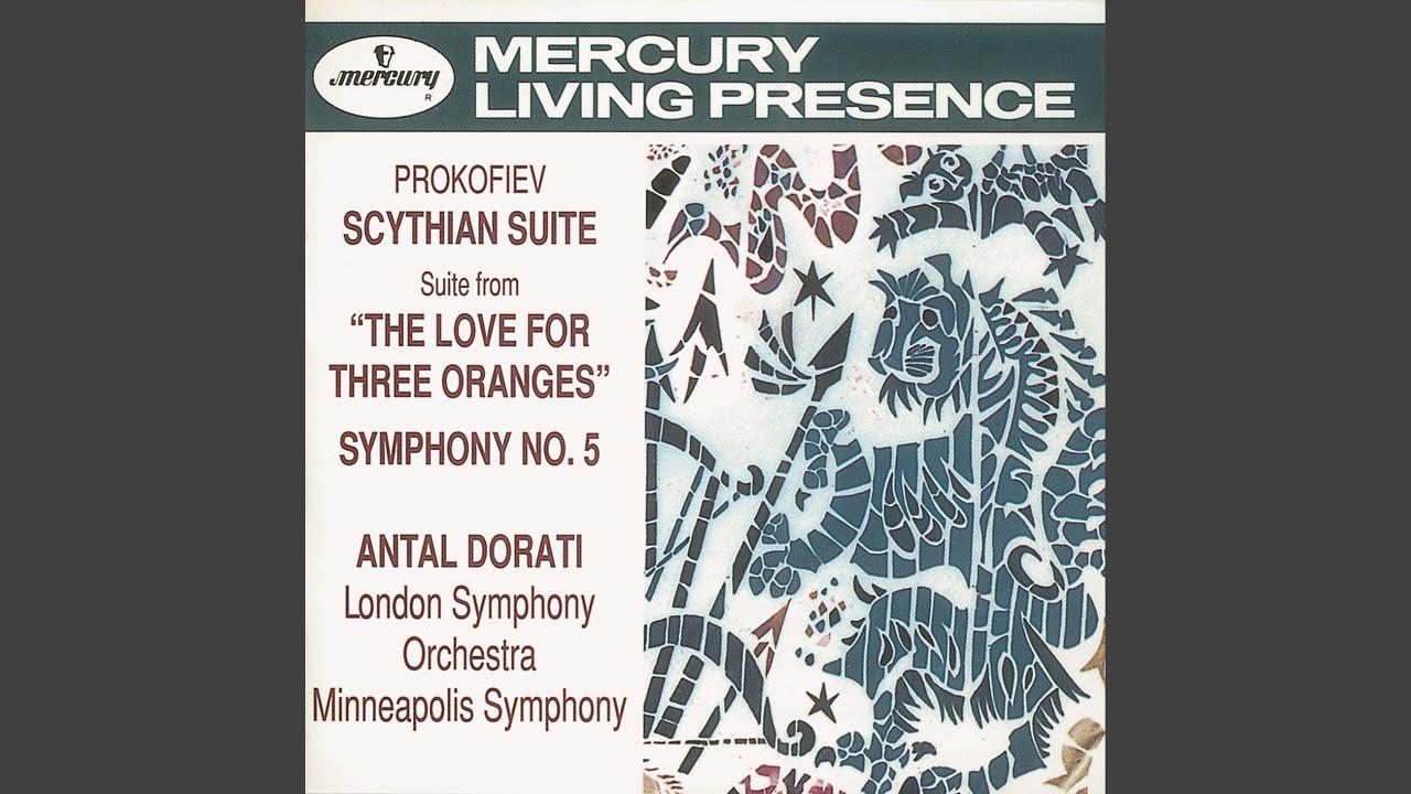 Prokofiev - Symphony No  5 - Viola Excerpts