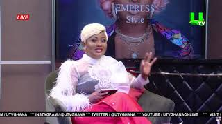 United Showbiz with Empress Nana Ama McBrown feat. Guru and Fameye (13/02/2020)
