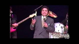 Best Comedy of Moin Akhter performing live on stage. (Dhanak TV USA)