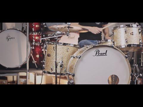 Pearl MRV Masters Reserve Bombay Sparkle Drum Kit