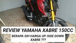 #ReviewJujur - Review YAMAHA XABRE 150cc