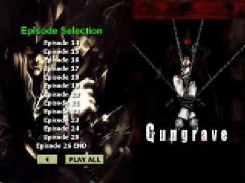 Gungrave episode 1